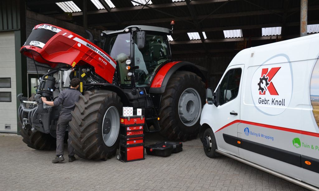 Service & Onderhoud Mechanisatie - www.gebrknoll.nl