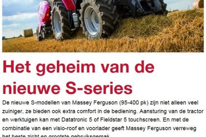 Diamond deals massey Ferguson