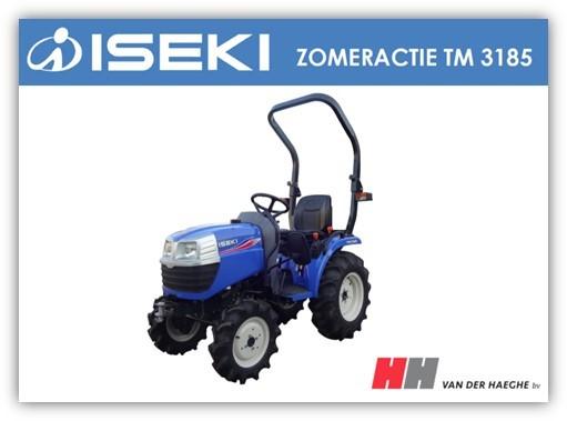 Iseki TM 3185 Zomeractie