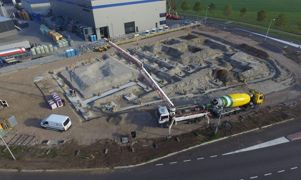 Nieuwbouw Gebr. Knoll, Staphorst - #BouwUpdate1 (5)