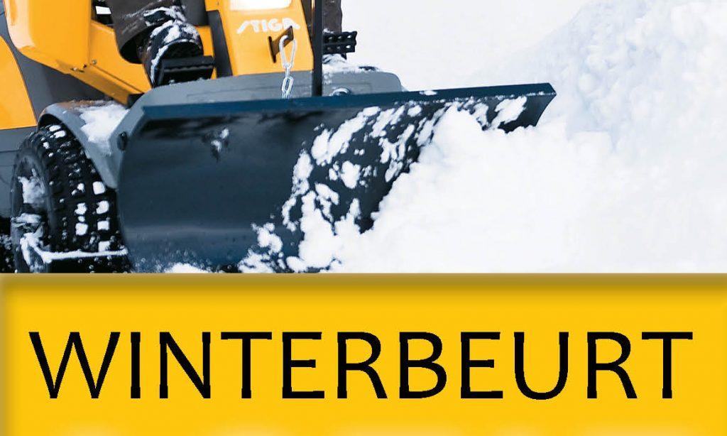 Winterbeurt Flyer 2018-2019 (voorzijde)