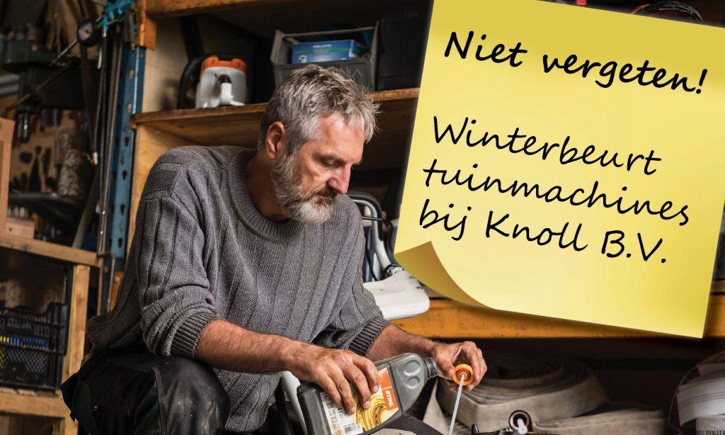 Foto ''Winterbeurt 2019 - Knoll B.V.''