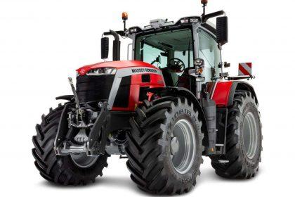 De nieuwe Massey Ferguson 8S-serie: nieuw tijdperk van ongecompliceerde, betrouwbare en connected tractoren