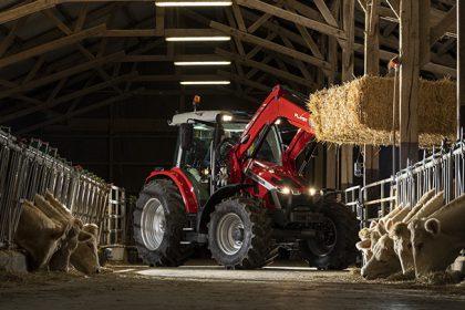 Massey Ferguson introduceert de 5S-serie! De superieure allrounder voor ieder boerenerf!