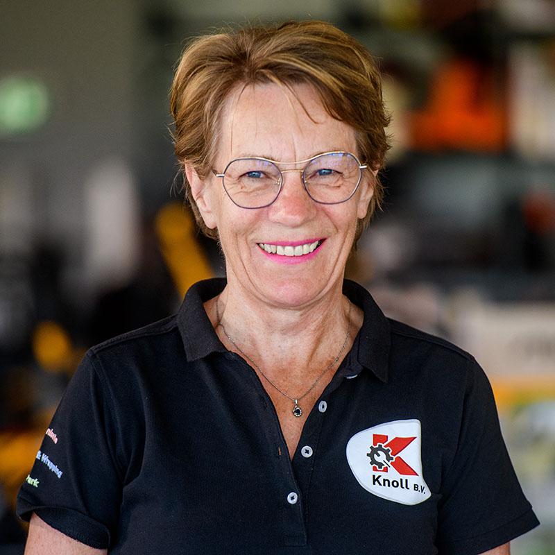 Hanneke Knoll-Redder